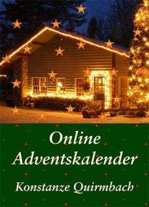 Online Adventskalender Konstanze Quirmbach